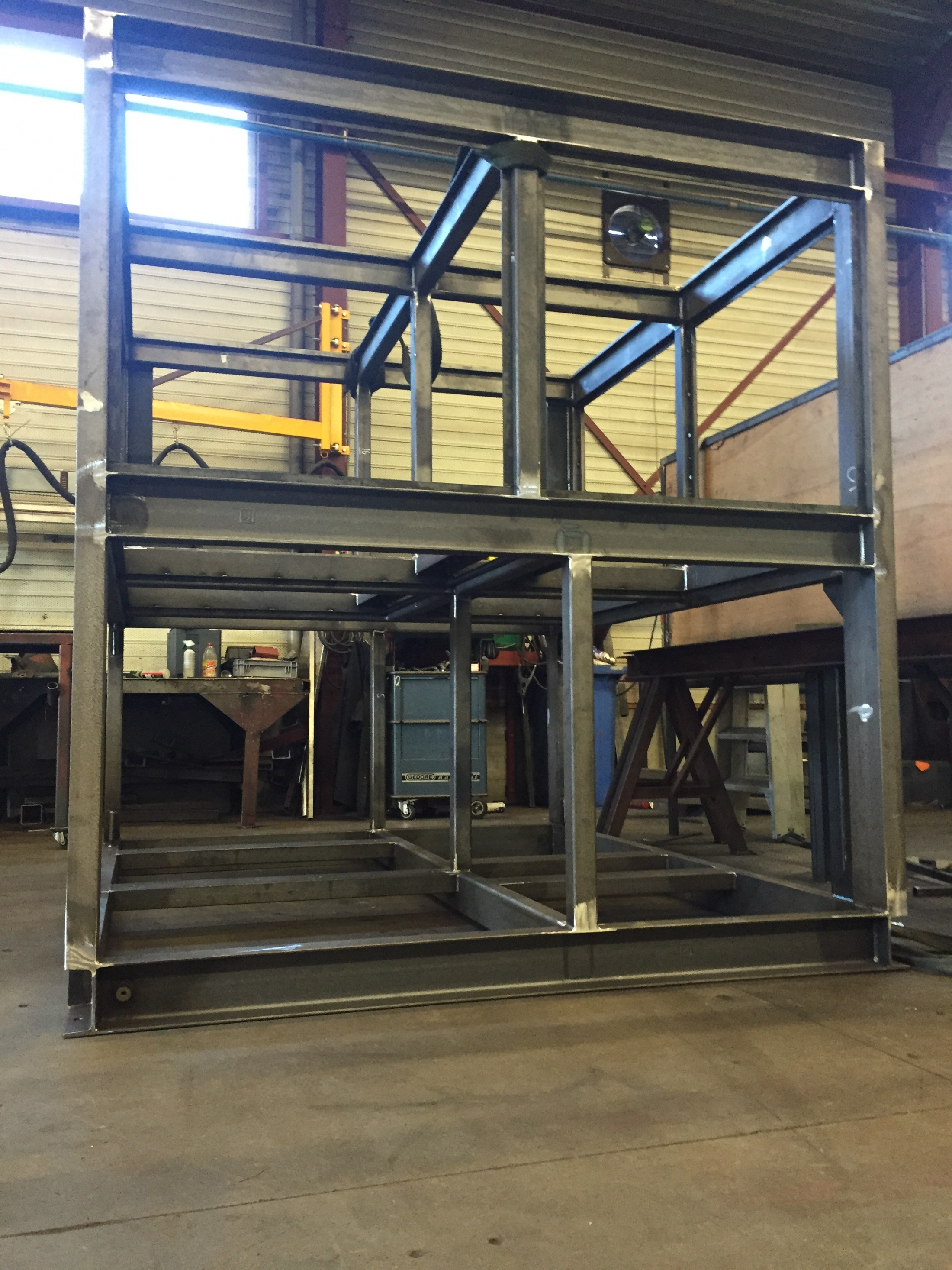 Frames machinebouw